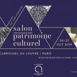 SALON DU PATRIMOINE CULTUREL PARIS - CARROUSSEL DU LOUVRE