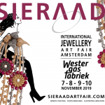 SIERAAD ART FAIR AMSTERDAM NOV. 2019