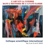 Paris - Art et la Guerre dans l'histoire de l'Avant-garde 2019